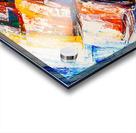 FLOW OF DREAMS_7 - 18x18 Acrylic print