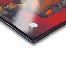 Red Massai Acrylic print