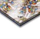 Mosaic Fractal Acrylic print