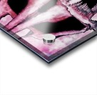 Wolf Eel Skull Acrylic print