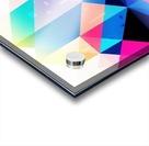 Geometric XXXXXV Acrylic print