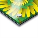 Digital Forest Acrylic print