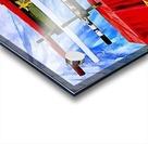 Japanese Sword Display Acrylic print