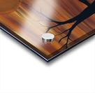 Ares tree acrylic painting Acrylic print