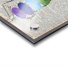 Potential Energy Chakras Colors Acrylic print
