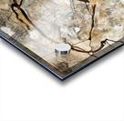 Autumn tree in the wind Schiele Acrylic print