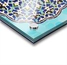 Yazd   Jameh mosque 2 Acrylic print