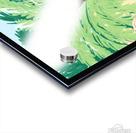 Water Yoga Acrylic print