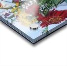 Flowers in a Mason Jar Acrylic print