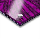 Purple Desert Song 8 Acrylic print
