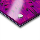 Purple Desert Song 45 Acrylic print