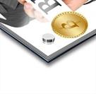 Bitcoin Acrylic print