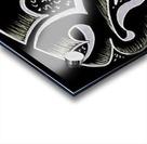 monogram ART   YIMTZA AA Acrylic print