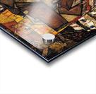 Egon Schiele - Crescent of Houses Acrylic print