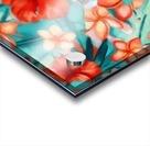 Vibrant Tropical Floral  Acrylic print