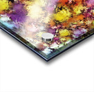 Dismantling the flowers Acrylic print