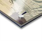 Marmortrappen Acrylic print
