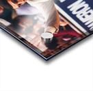 college basketball art coach k duke university basketball poster Acrylic print