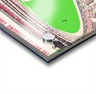 1963 world series ticket stub art la dodgers home decor Acrylic print