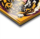 lsu tigers retro poster Acrylic print