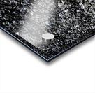sugary diamonds Acrylic print