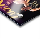 1969 los angeles la lakers jerry west poster Acrylic print