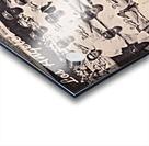 1963 la dodgers world champions team photo Acrylic print