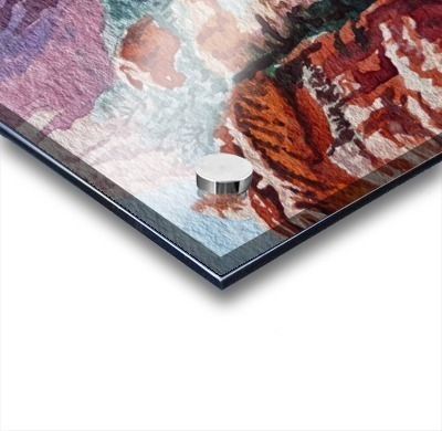 Sedona Arizona Rocky Canyon Acrylic print
