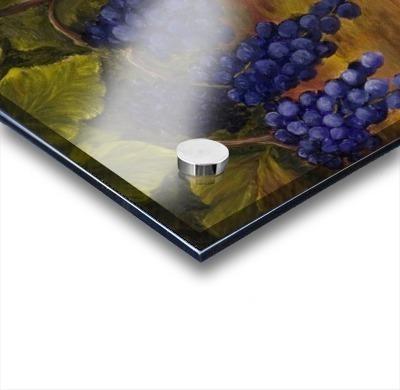 On The Vine Acrylic print