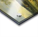Landschaft in Hessen Acrylic print