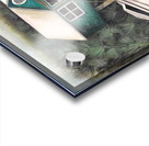 Collection BERMUDA- Stilt house Impression Acrylique