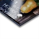 Butternut Squash Sale Display Acrylic print