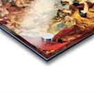 Replacing the Medici Princess by Rubens Acrylic print