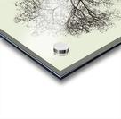 Rorschach Test by Nadav Jonas  Acrylic print