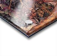 Study of Pine Trees by Van Gogh Acrylic print