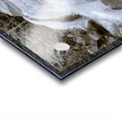Waterfall ap 2212 B&W Acrylic print