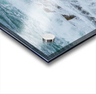 Crashing Waves ap 1535 Acrylic print