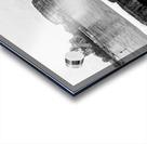 Snowy bridge                         Impression Acrylique