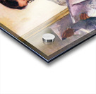 When reading of Figaro by Cassatt Acrylic print