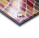 colorblocks Acrylic print