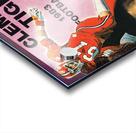 1983 Clemson Tigers Football Poster Acrylic print