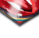 Lip Service Acrylic print