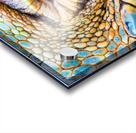 Eye of the dragon Acrylic print