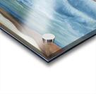 RA 002 - גל מתנפץ - crashing wave Acrylic print