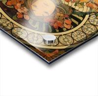 La Trappistine by Alphonse Mucha Acrylic print
