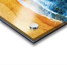Golden Beach I Acrylic print