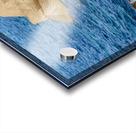 Cubes on the sea Acrylic print