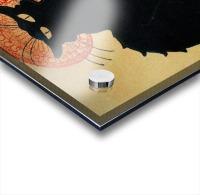 Theophile Steinlen - Tournee du Chat Noir Acrylic print