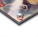 Folies Bergere Fleur de Lotus Poster Acrylic print