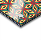 Colorful pattern Acrylic print